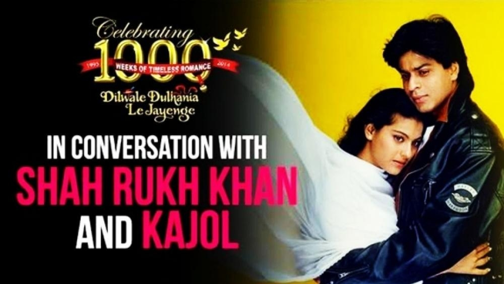 Live DDLJ In Conversation With Shah Rukh Khan & Kajol (2012)