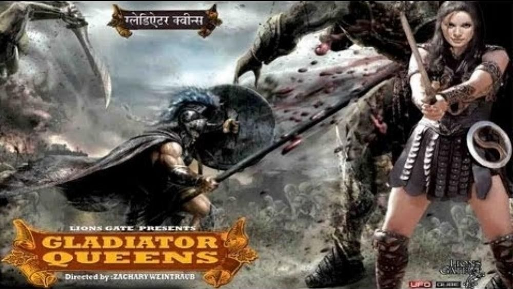 Gladiator Types Movies Gladiator Queens Movie Online