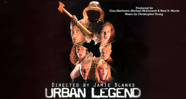 urban legends full movie free