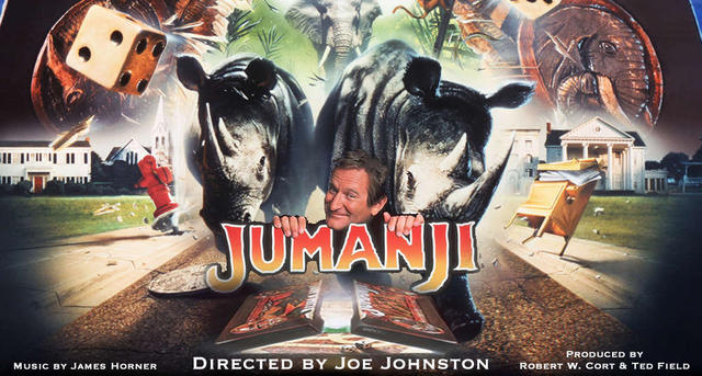 Watch Jumanji English Movie Online